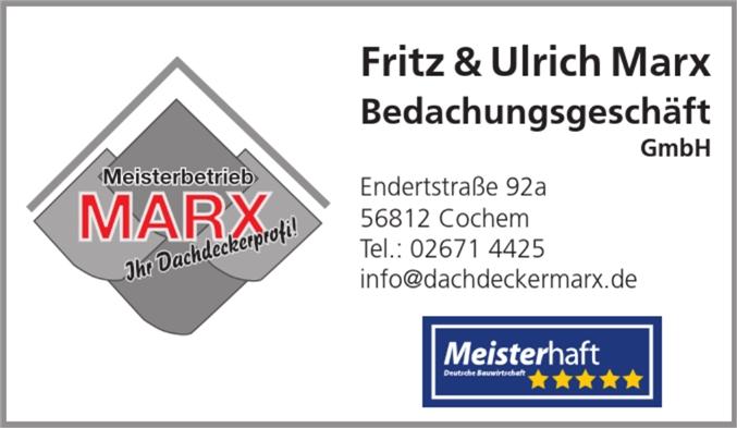 Fritz und Ulrich Marx Dachdeckergeschäft GmbH