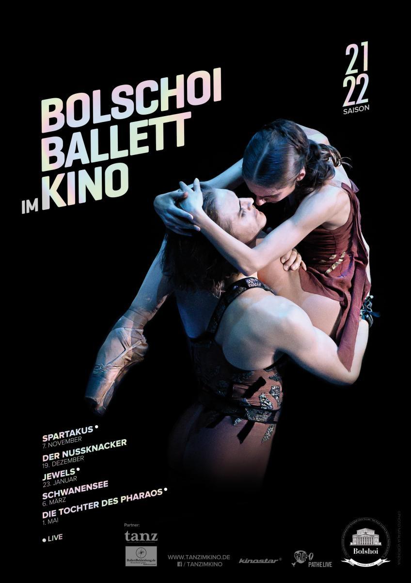 Bolschoi Ballett Saison 2021/22