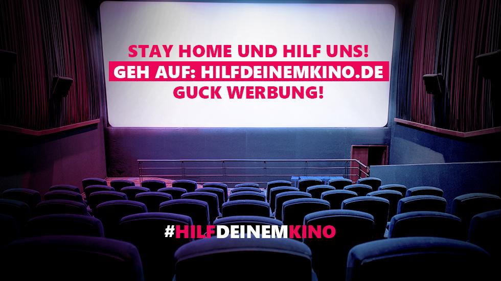 #HilfDeinemKino