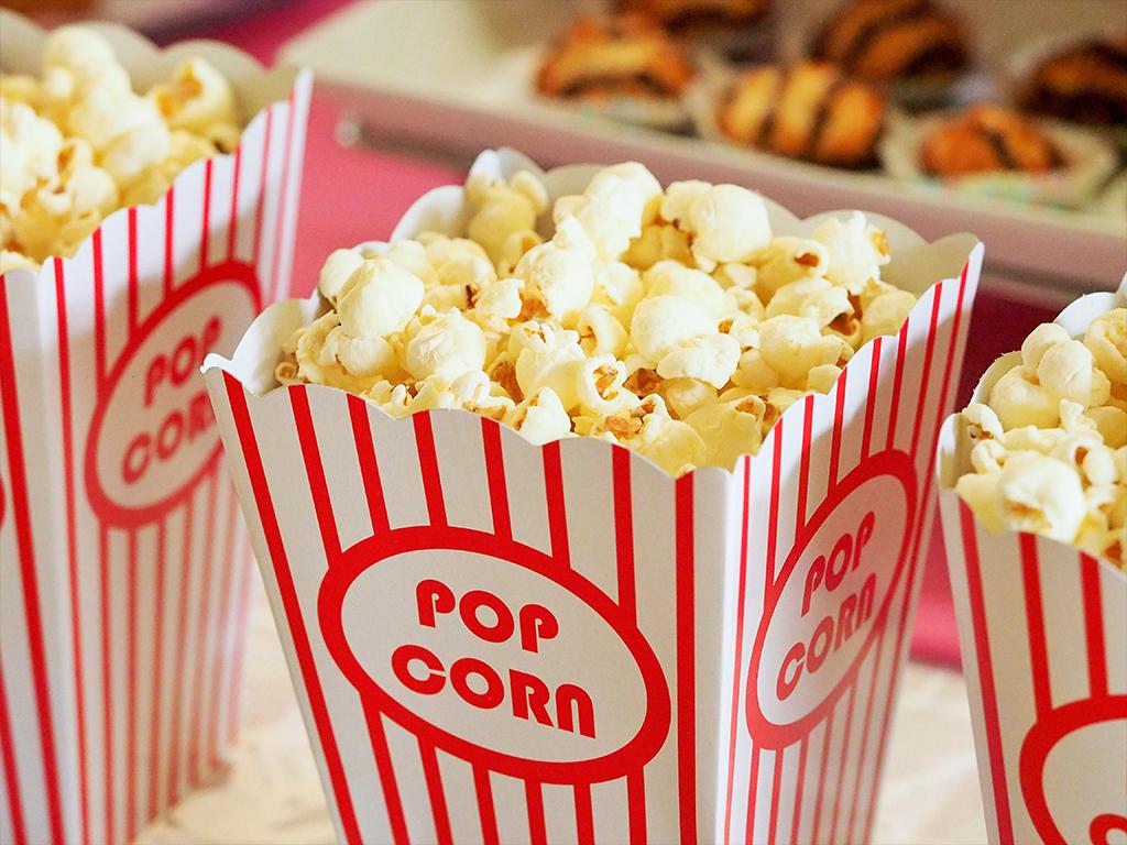 Montag ist Kinotag!