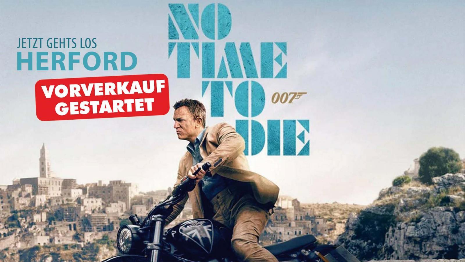 James Bond 007: Keine Zeit zu sterben VVK