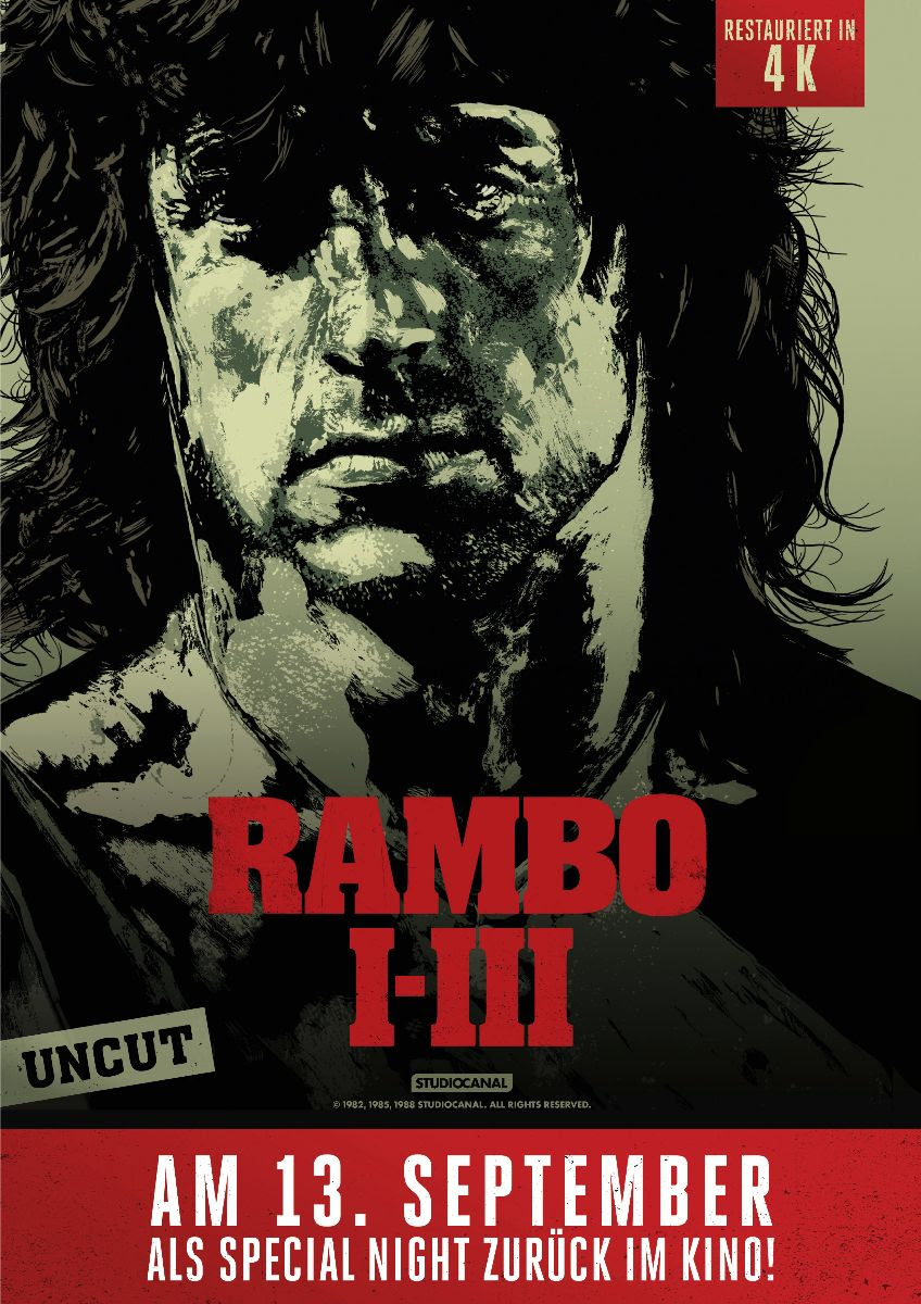 Special Night: Rambo (1-3)