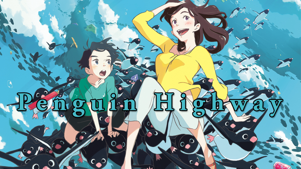 Anime Night: Penguin Highway - 29. Oktober 20.00 Uhr