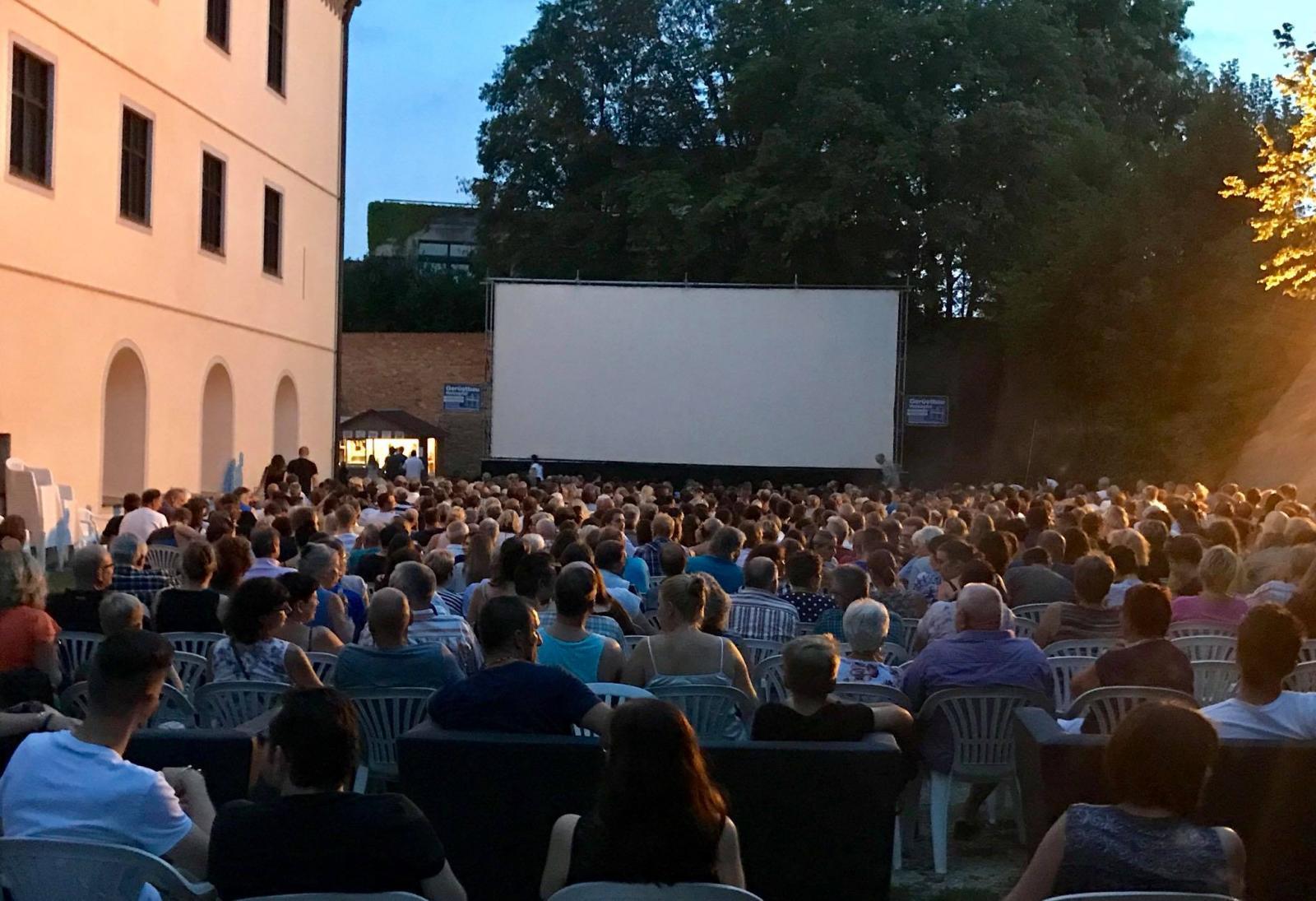 Open Air Kino 2020 in Wertingen