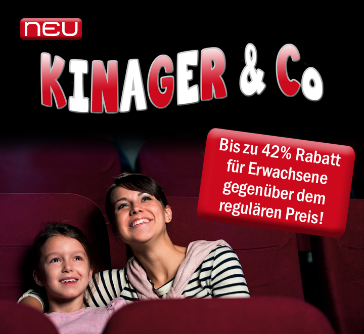 Neu: KINAGER & Co.