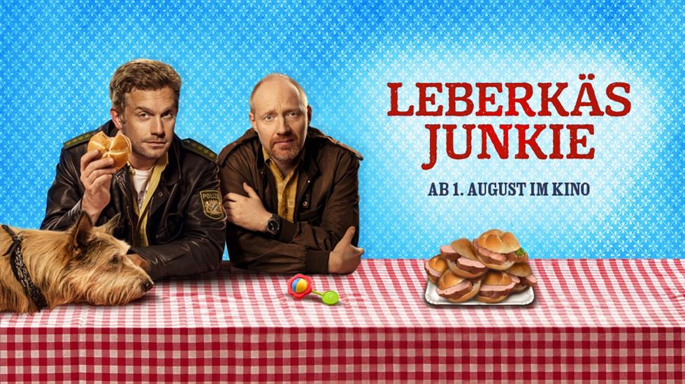 Leberkäsjunkie - Ab 1. August bei uns im Kino!