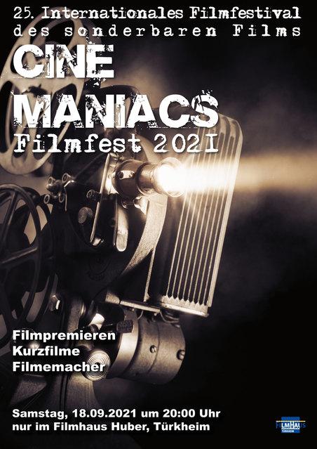25. Cine-Maniacs Filmfest 2021