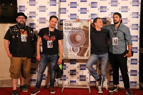 24. Cine-Maniacs Filmfest 2020 Bild 2