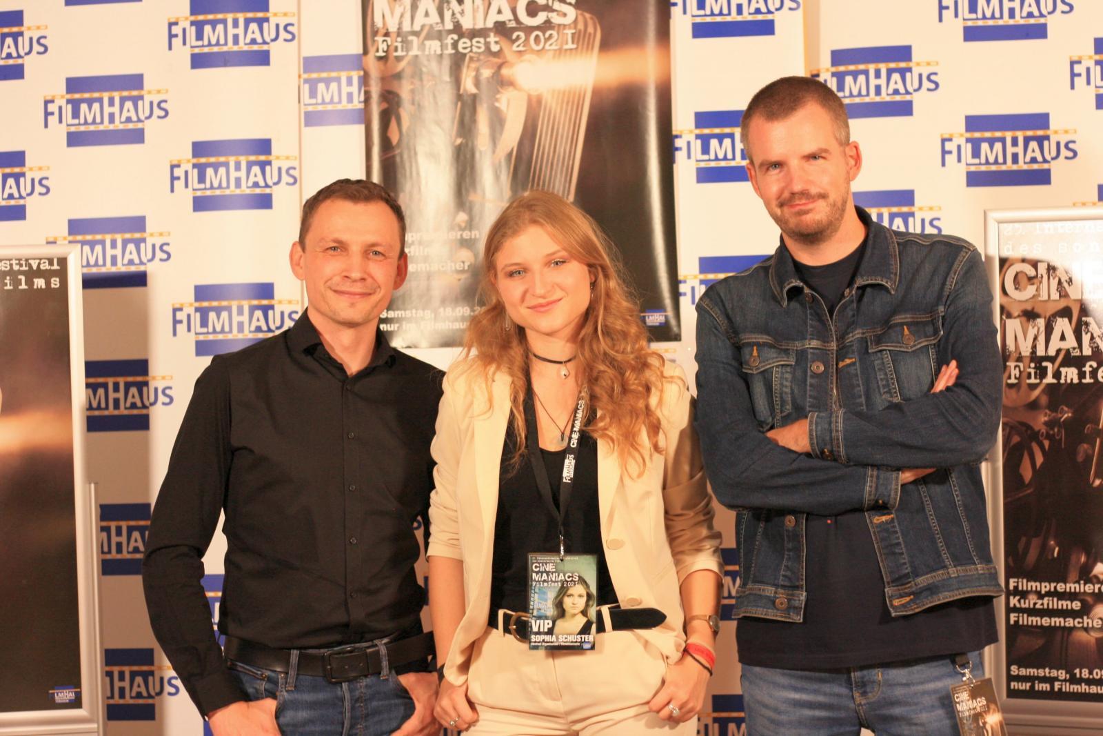 24. Cine-Maniacs Filmfest 2020 Bild 1