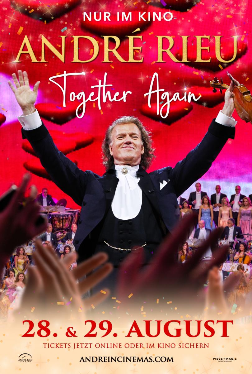 """""""André Rieu – Together Again"""