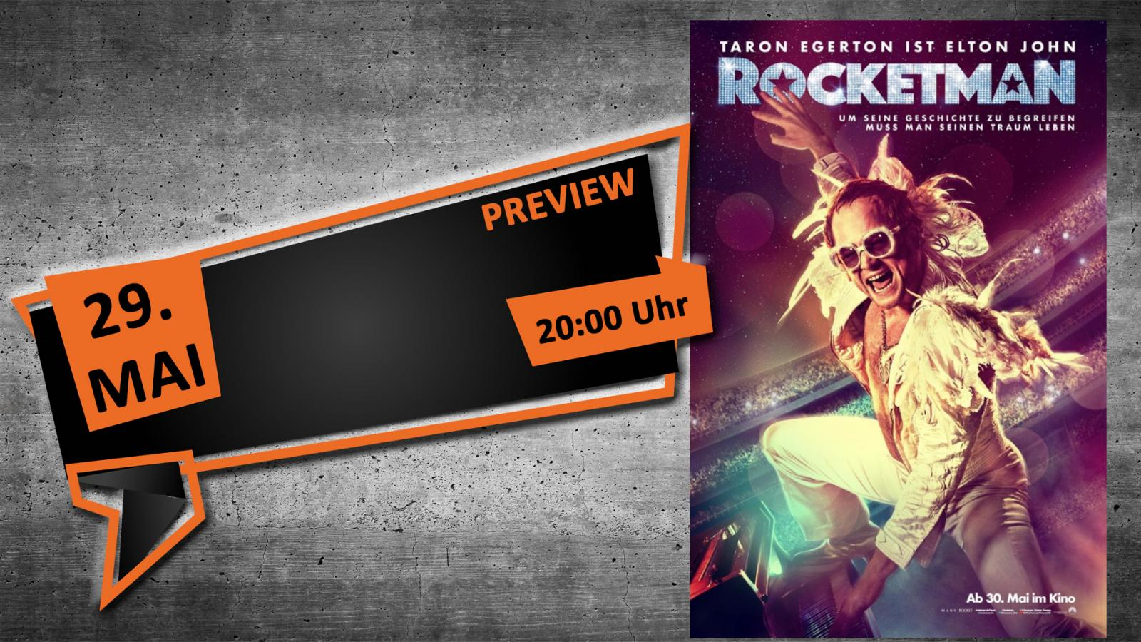 Preview: 29.05.2019 - 20:00 Uhr