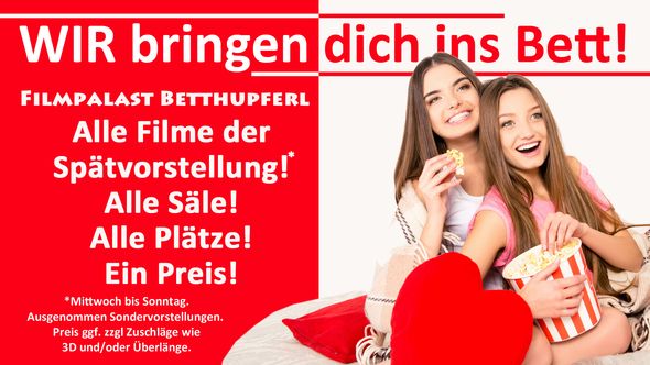 Filmpalast Betthupferl