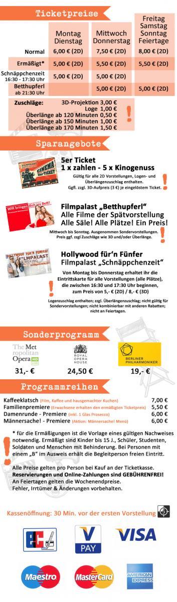Schönbuchturm Eintrittspreise