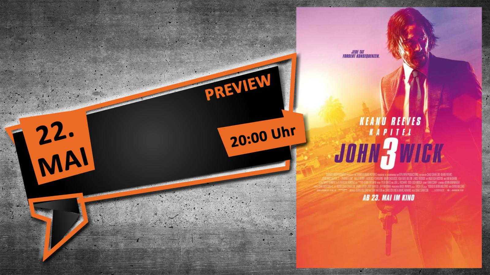 Preview: 22.05.2019 - 20:00 Uhr