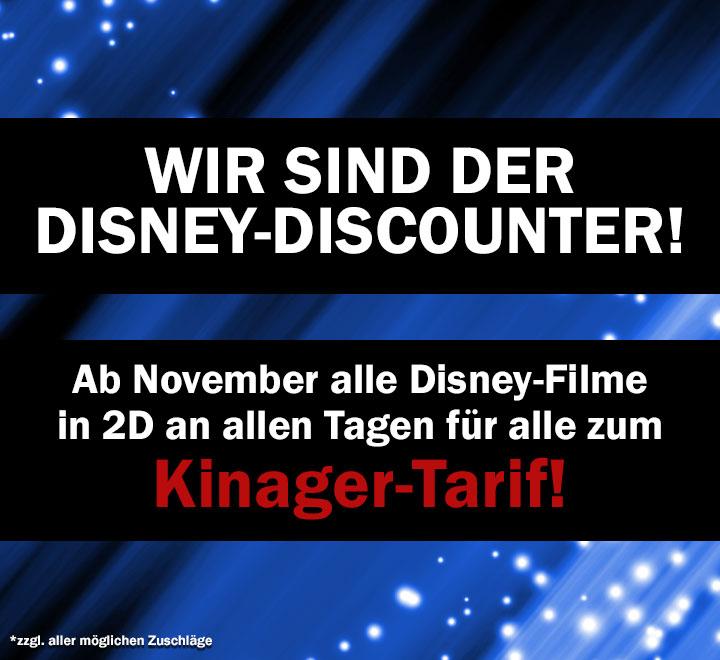 Disney Discounter!