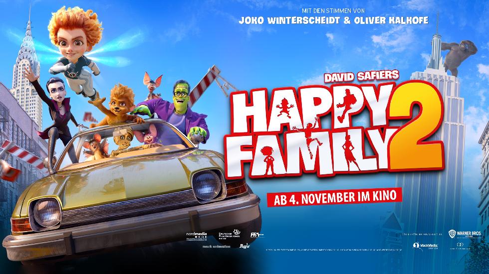KidsClub: Happy Family
