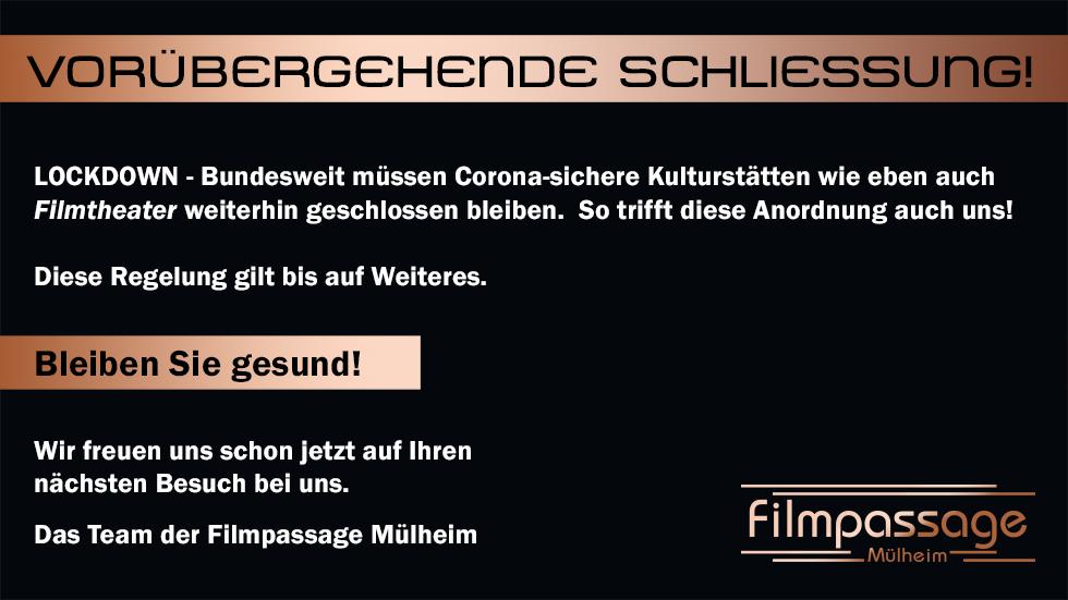 Filmpassage Programm