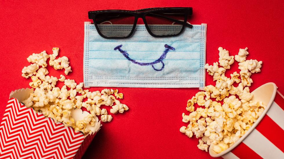 Kino sicher genießen - das ist sicher!