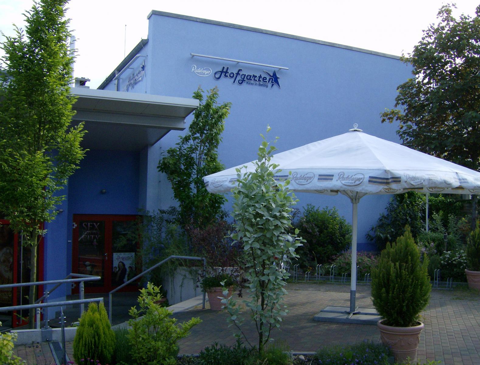 Hofgarten Belzig