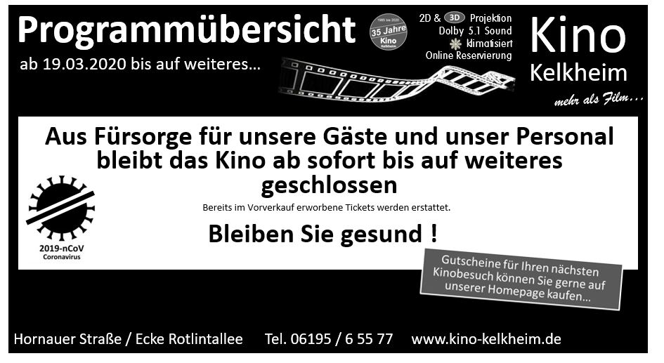 Kino Kelkheim Programm