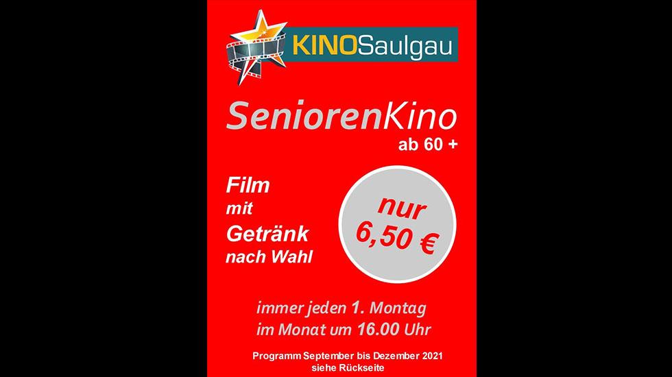 SeniorenKino (ab 60 Jahre)