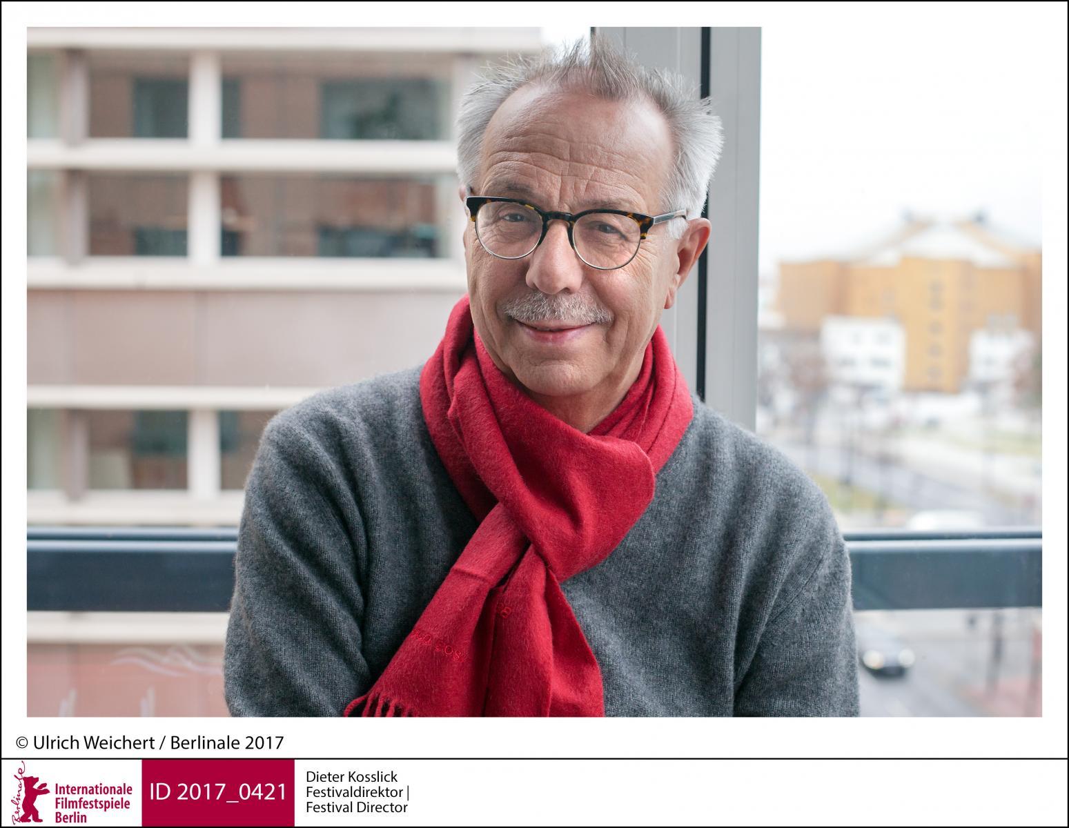 Lesung & Publikumsgespräch: Dieter Kosslick