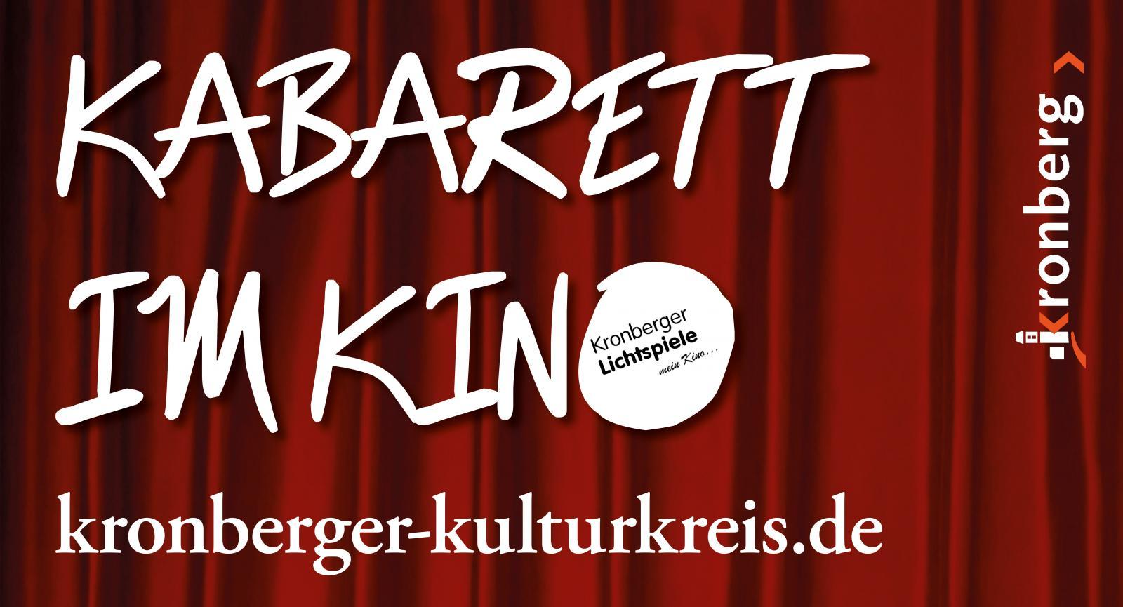 Kabarett im Kino