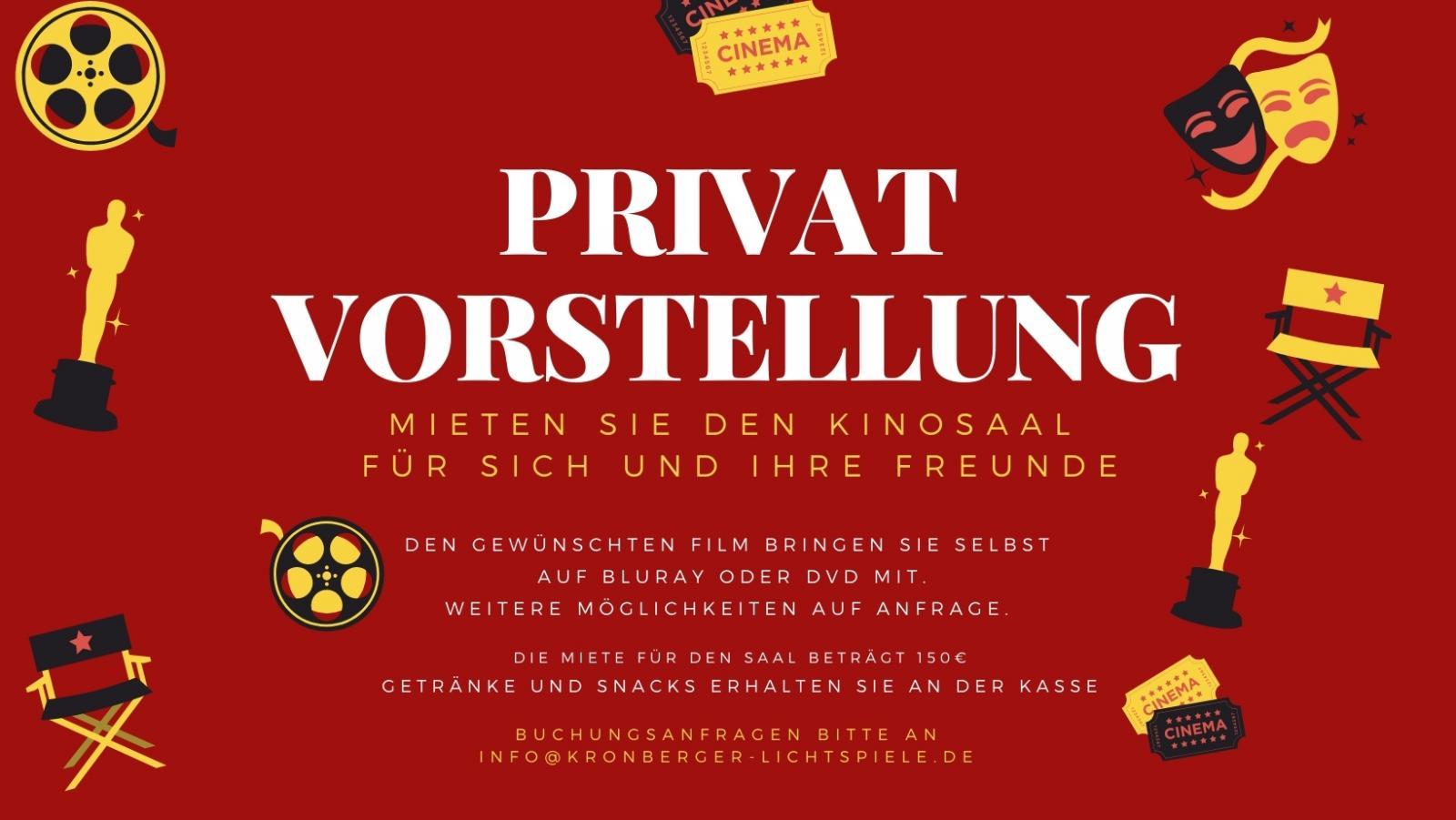 Privatvorstellung