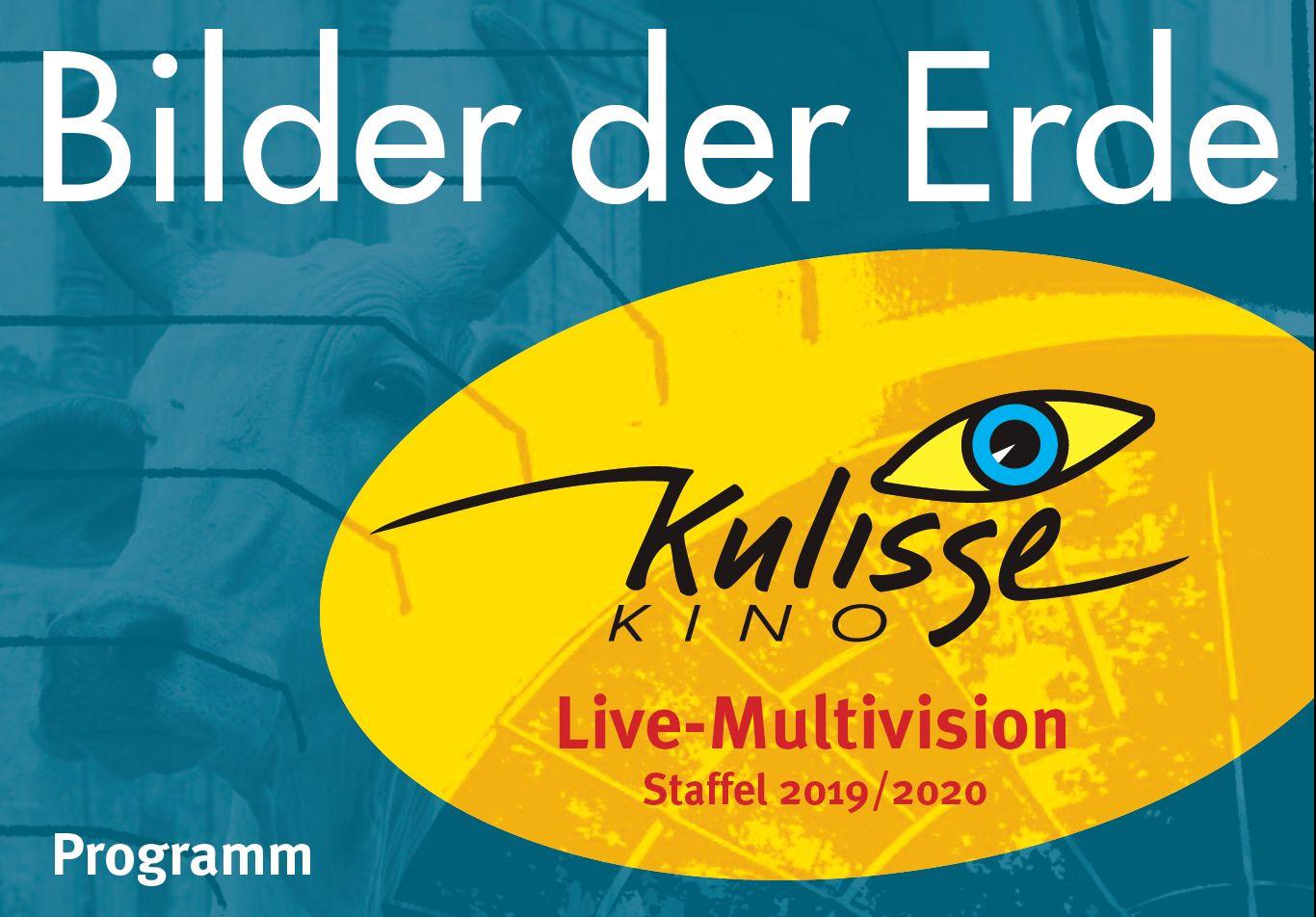 """""""Bilder der Erde"""" Staffel 2020/21"""