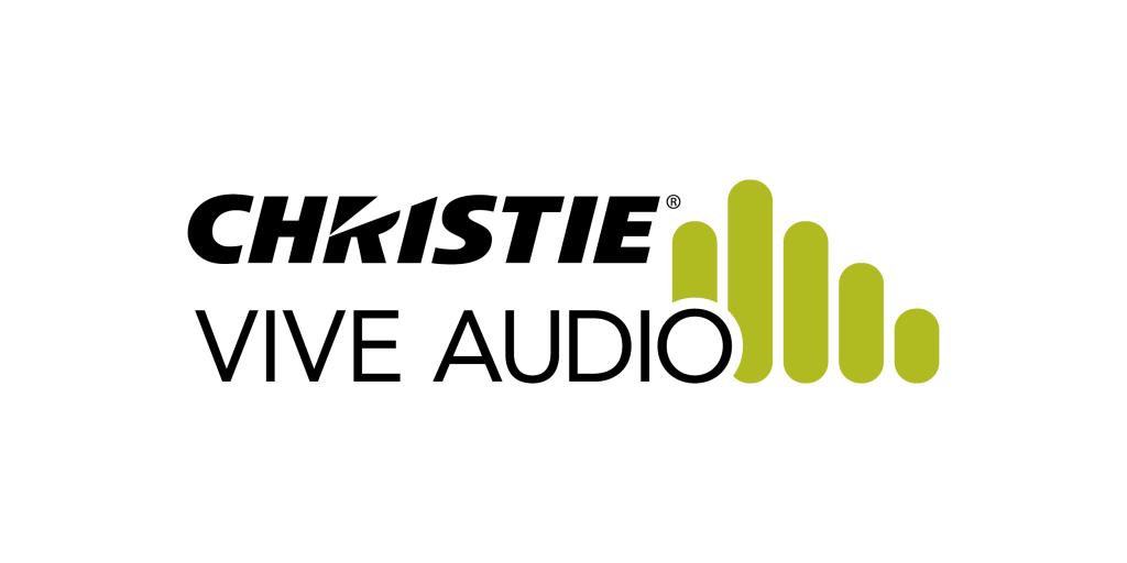 Christie Vive Audio ab sofort bei uns in der Schauburg!