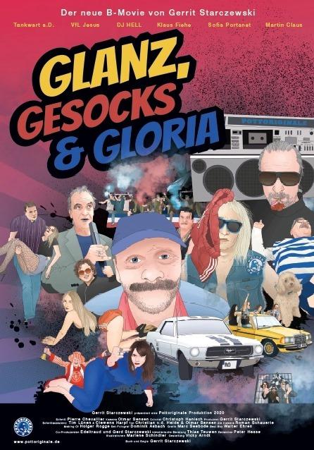 PottOriginale - Glanz, Gesocks & Gloria (neuer Termin)