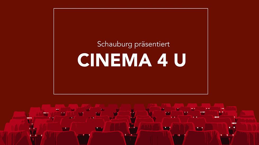 Kino nur für dich!