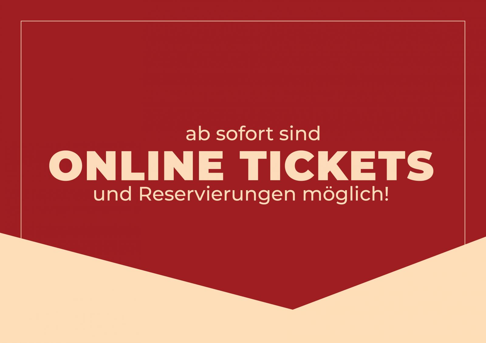 Online - Ticketing