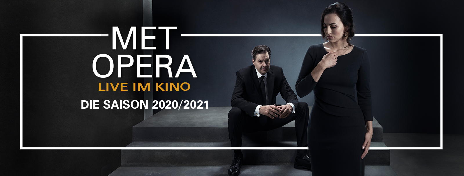 Met Opera 2020/21 Live im Kino