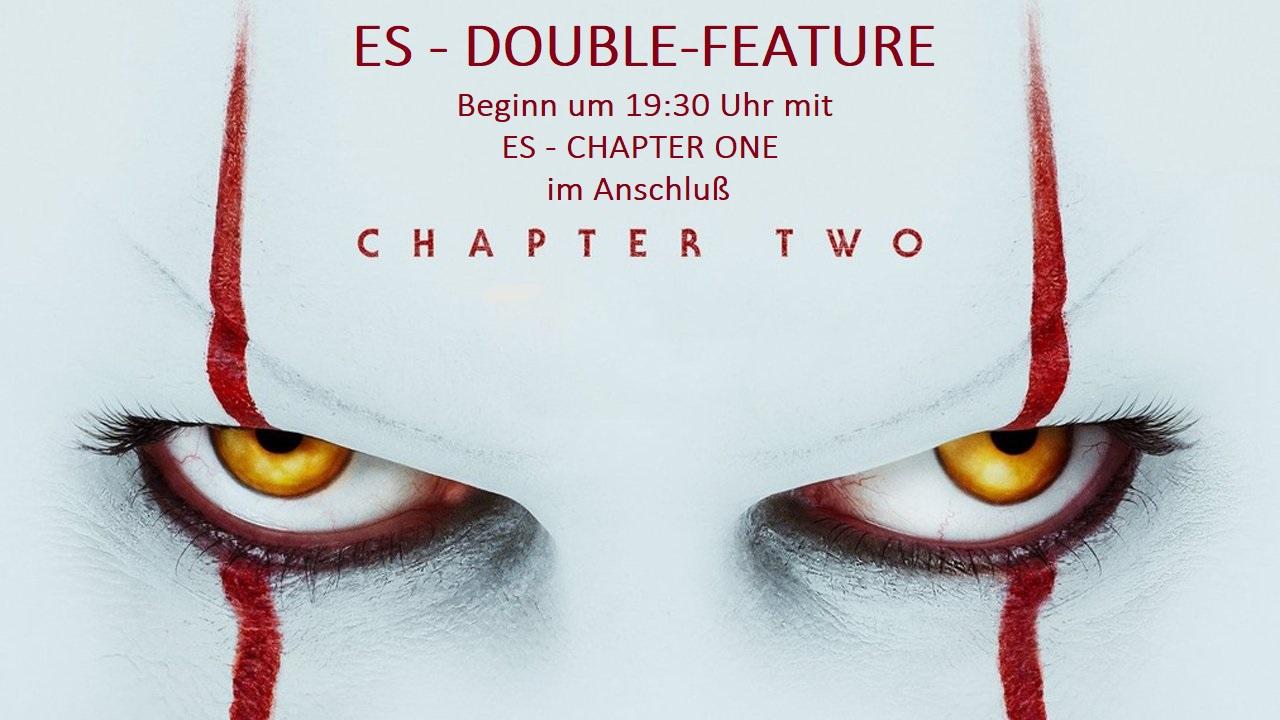 """Double-Feature """"ES"""""""