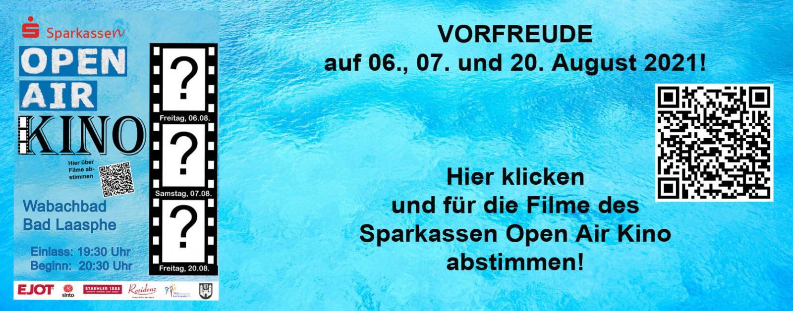 Sparkassen Open-Air Kino 21