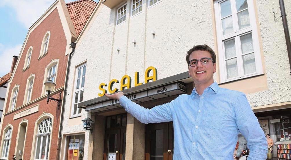 Neuer Regisseur im Scala Filmtheater
