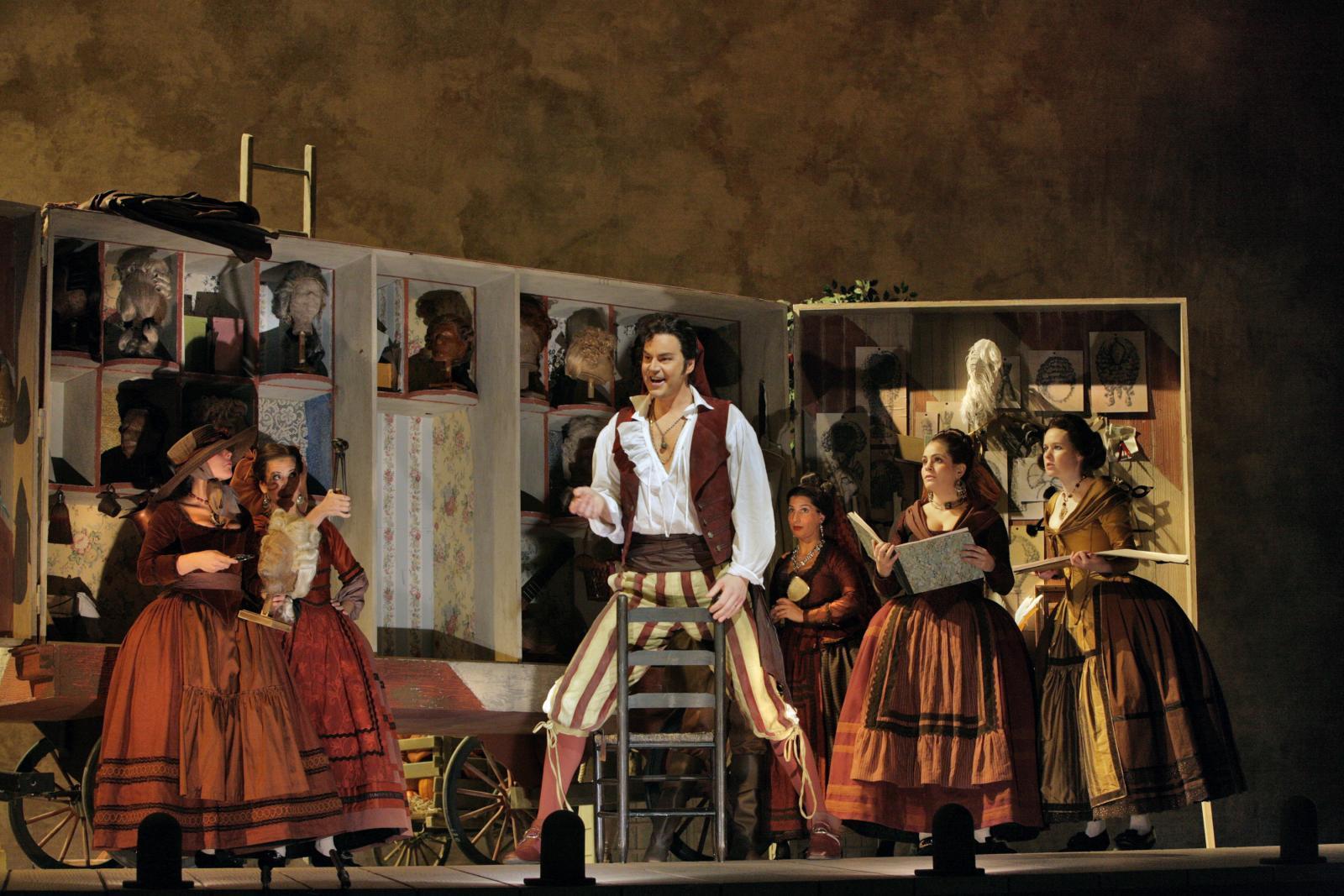 Met Opera: Sommer Opernfestival