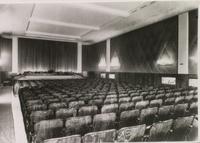 Saal um 1950