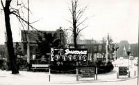 Werbung an der Freckenhorster Straße