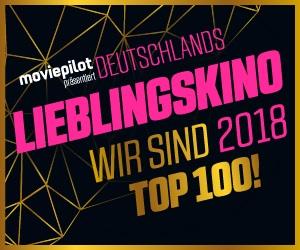 TOP 100 Deutschlands Lieblingskino 2018