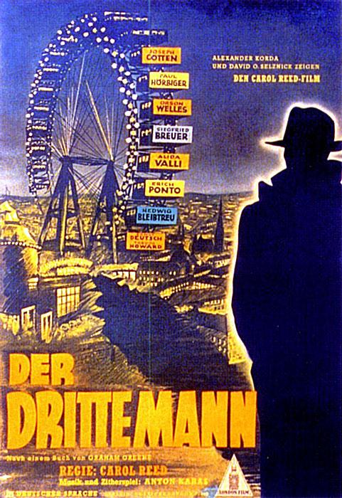 Orson Welles: Der 3. Mann