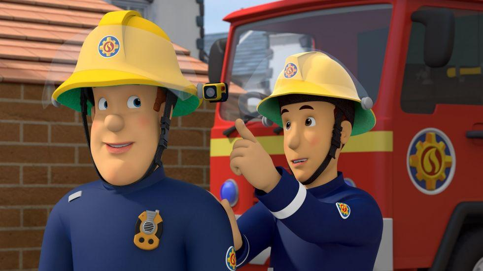 Feuerwehrmann Sam - Das Kinospecial