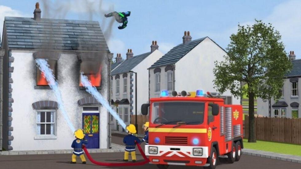 Feuerwehrmann Sam - Helden fallen nicht vom Himmel