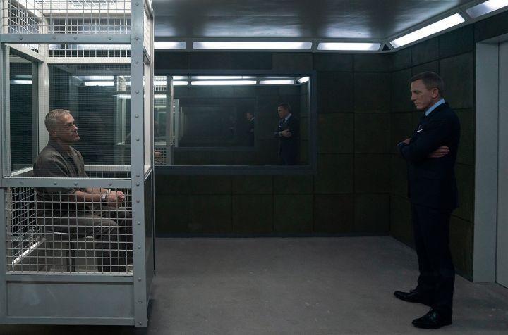 James Bond - Keine Zeit zu sterben in englisch mit deutschen Untertiteln am 15.10.21 um 17:15 Uhr