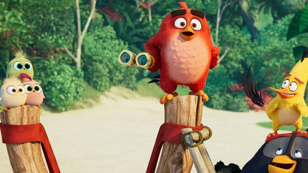 FAMILY PREVIEW Angry Birds 2 - Der Film