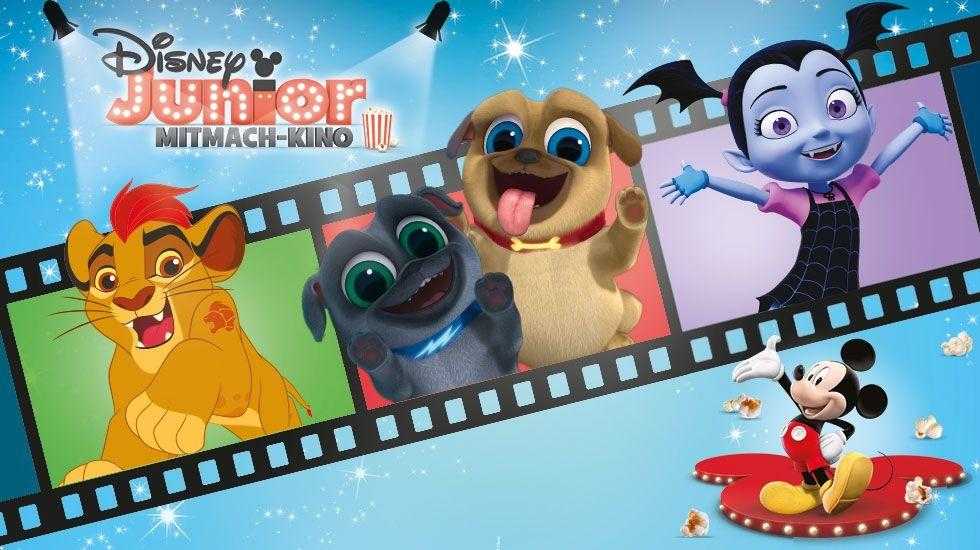 Disney Junior Mitmachkino 01/2020