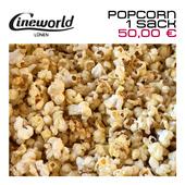 Produktbild zu: 1 großer Sack Popcorn (ca. 100l)