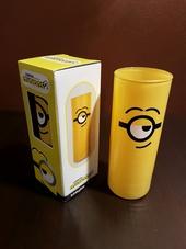 Produktbild zu: Minions-2 Trinkglas 300ml