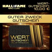 Produktbild zu: GUTER ZWECK GUTSCHEIN 10 €